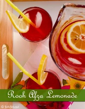 Rooh Afza Lemonade