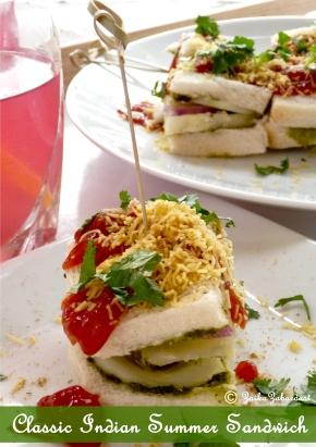 Classic Indian Summer Sandwich