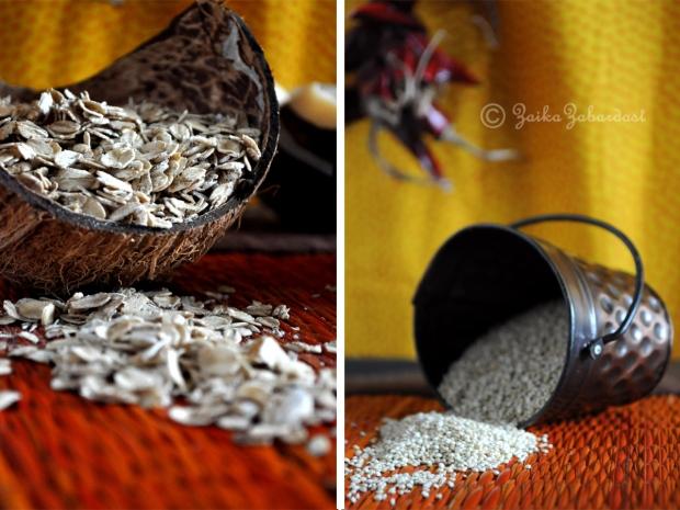 Oats n Quinoa